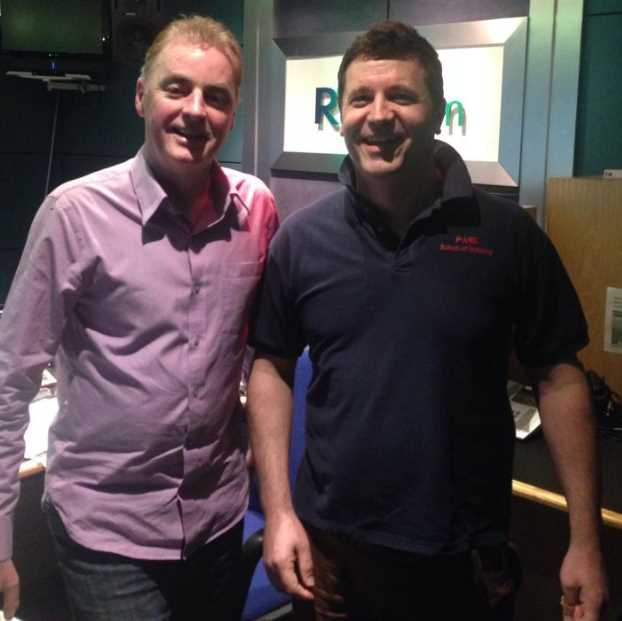 Fear of Driving in Dublin? Paul from Park School of Motoring can help